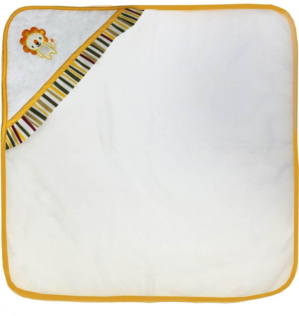 Polini Комплект для купания Джунгли цвет оранжевый 2 предмета