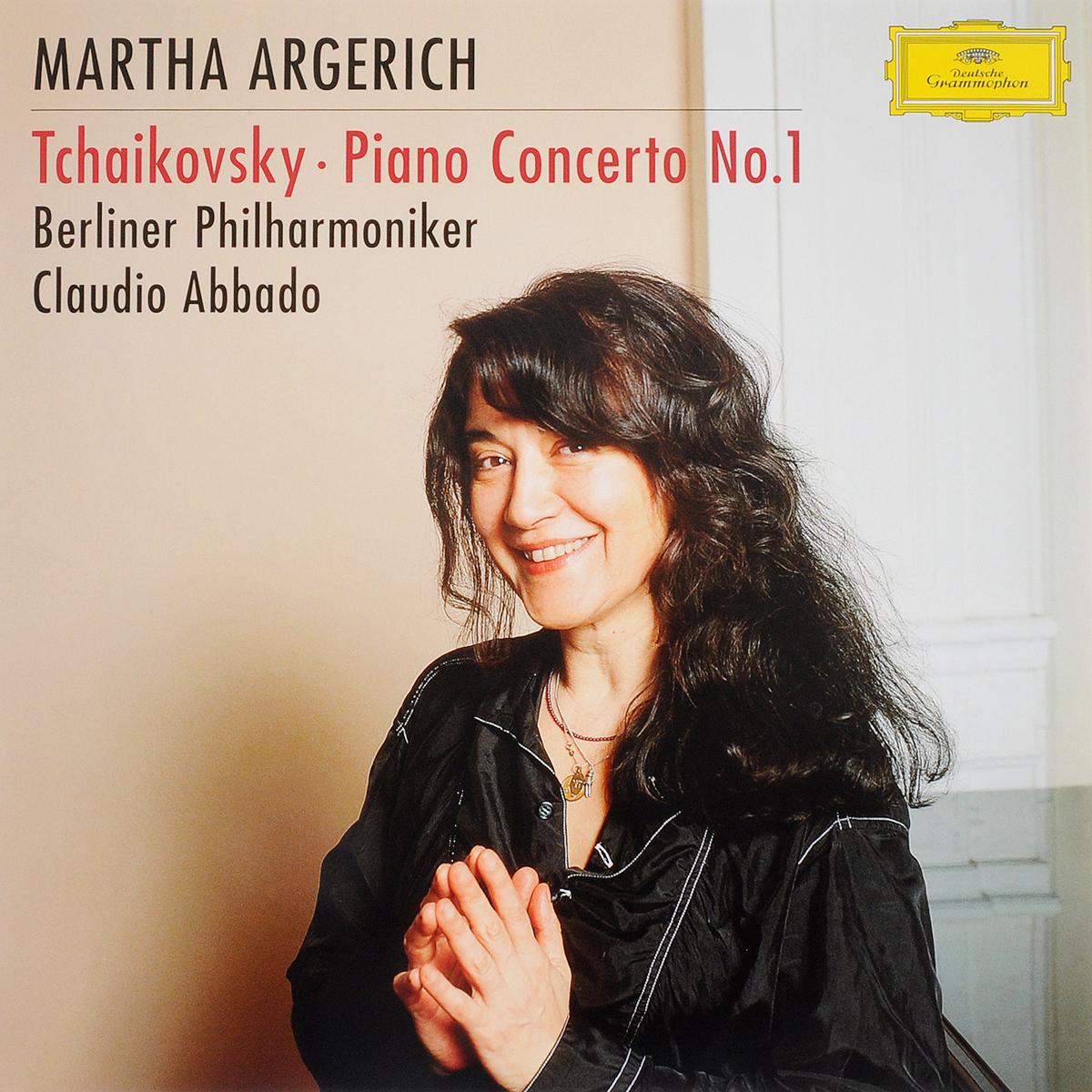 Марта Аргерих Martha Argerich. Tchaikovsky. Piano Concerto No.1 (LP) миша майский марта аргерих mischa maisky martha argerich in concert