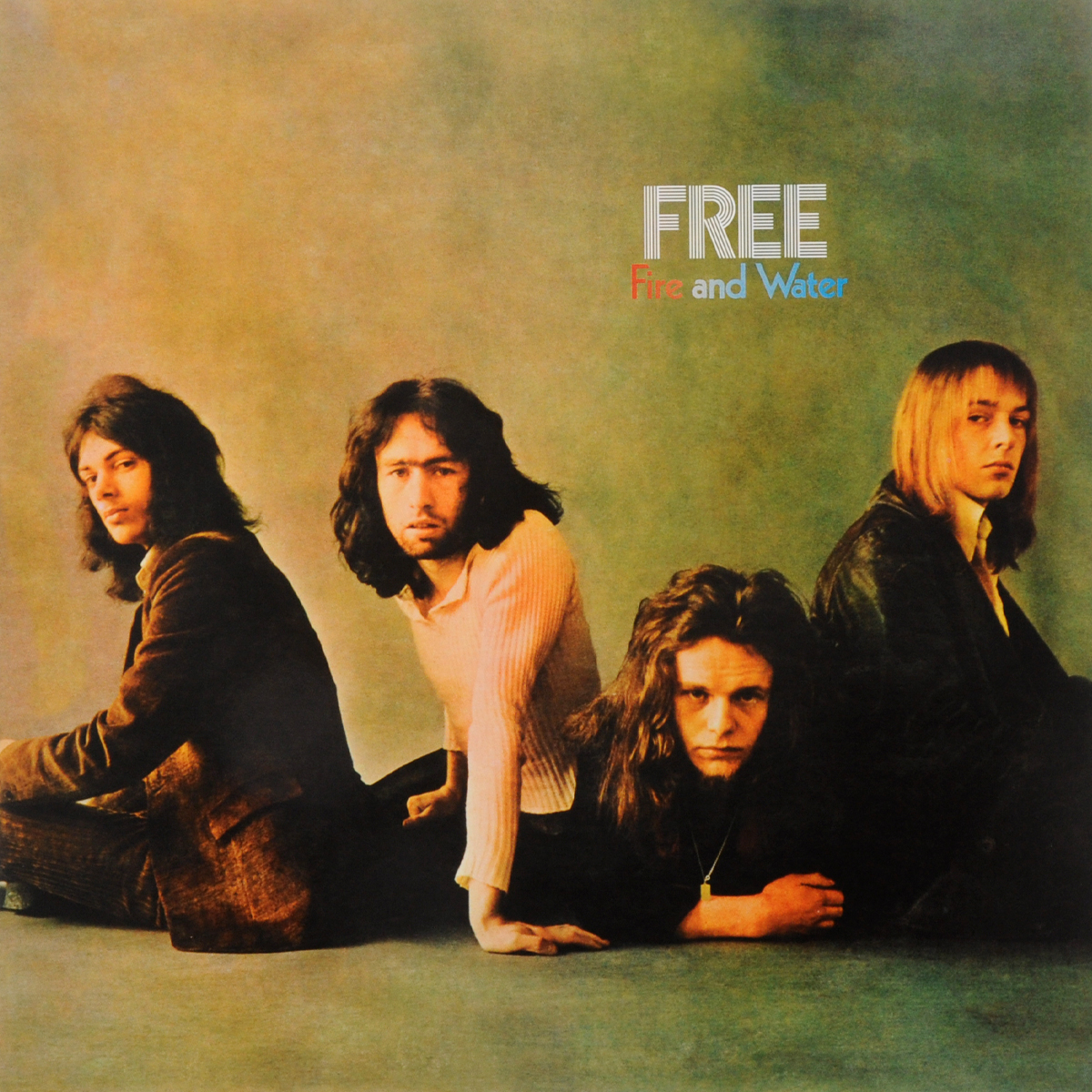 Free Free. Fire And Water (LP) free free fire and water lp