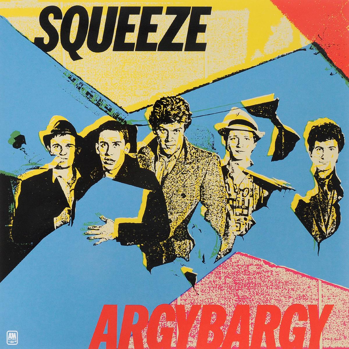 цена на Squeeze Squeeze. ArgyBargy (LP)