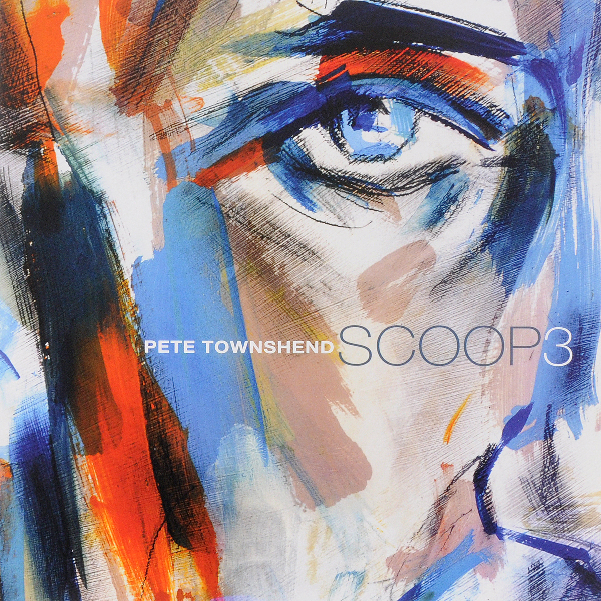 Пит Тауншенд Pete Townshend. Scoop (3 LP) цена 2017