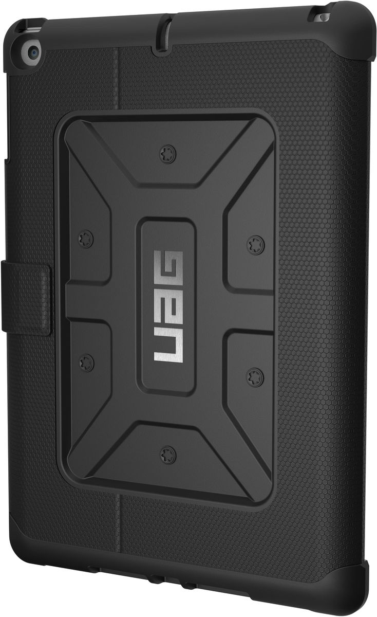 "UAG чехол для Apple iPad 9,7"" (2017), Black"