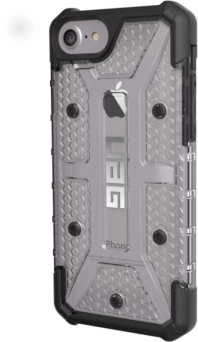 UAG Plasma чехол для Apple iPhone 8/7/6s, Gray uag plasma чехол для apple iphone 8 7 6s gray