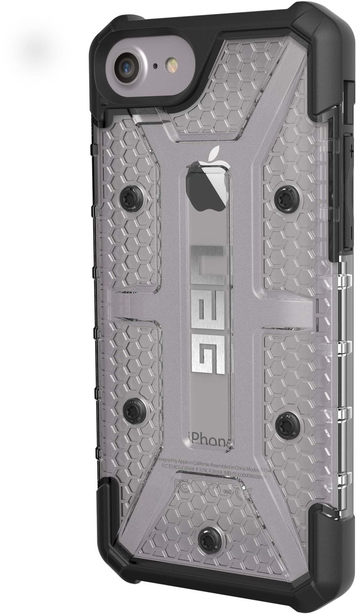 UAG Plasma чехол для Apple iPhone 8/7/6s Plus, Gray
