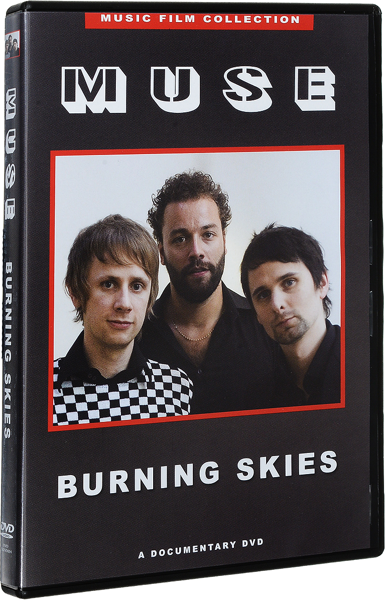 Muse: Burning Skies muse the road to the top