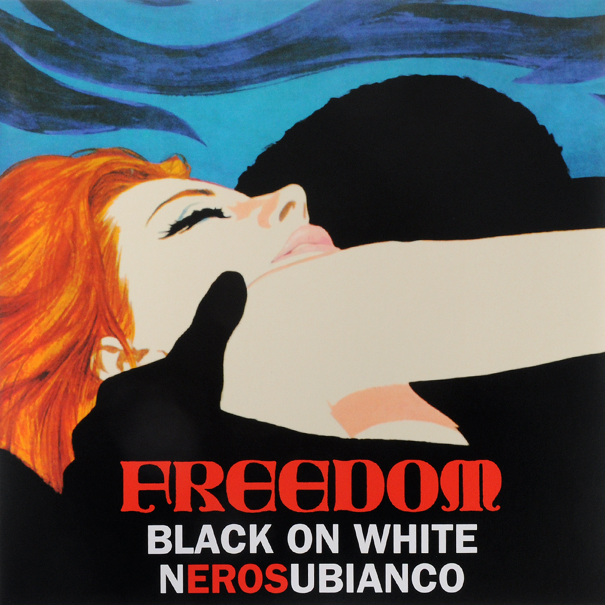 Freedom Freedom. Black On White (LP) freedom freedom black on white lp