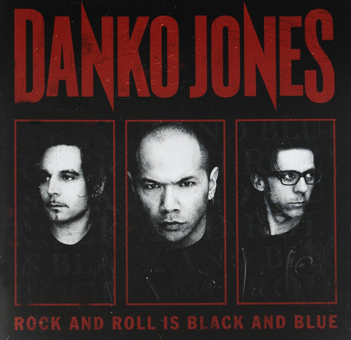 Danko Jones Danko Jones. Rock And Roll Is Black And Blue danko jones danko jones sleep is the enemy