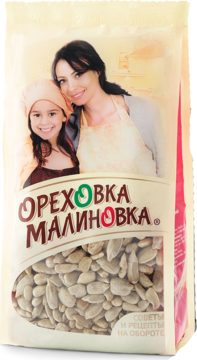 Ореховка-Малиновка семенаподсолнечника жареные, 75 г