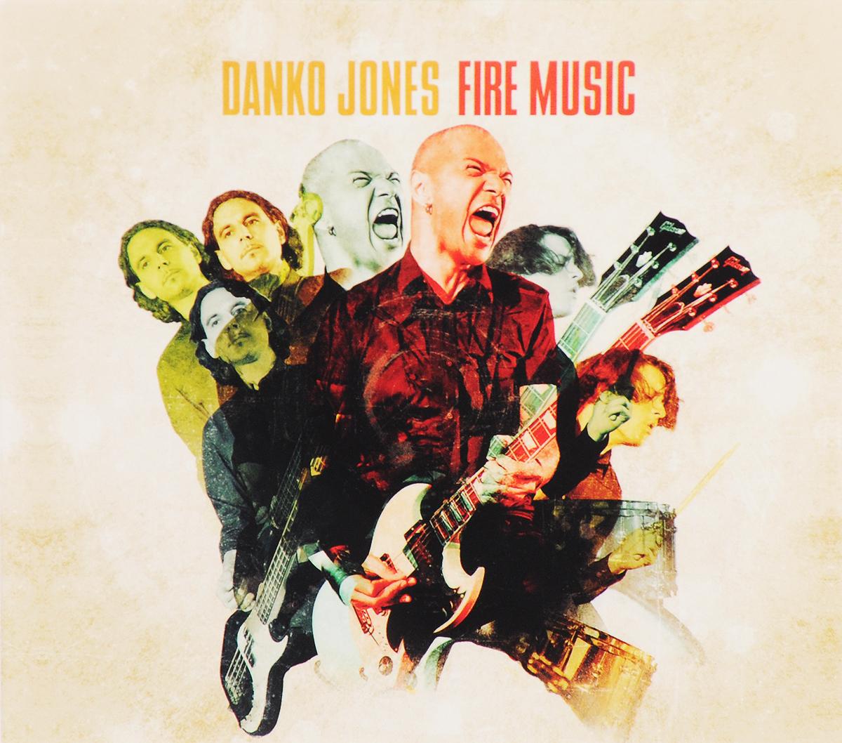 Фото - Danko Jones Danko Jones. Fire Music james danko suzuki every van electrical service manual db52v da52v
