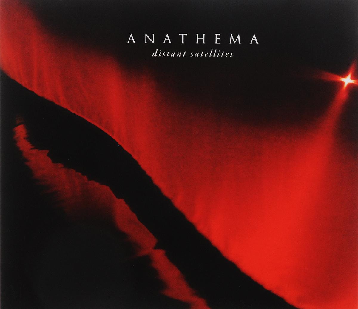 Anathema. Distant Satellites (CD + DVD) morton k the distant hours isbn 9780330477581
