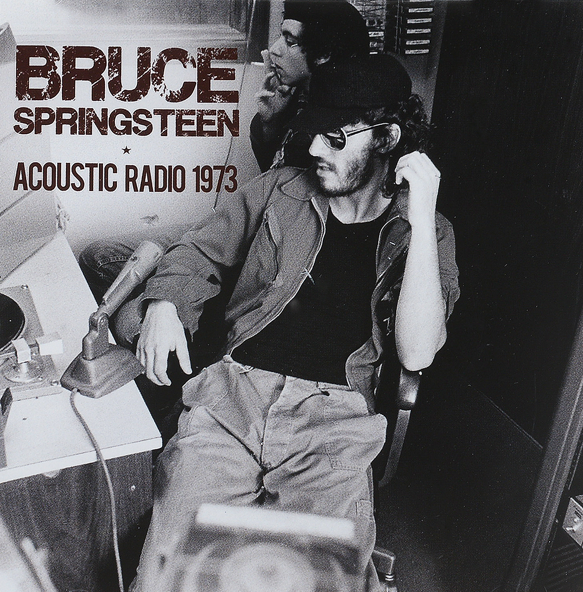 Брюс Спрингстин Bruce Springsteen. Acoustic Radio 1973 эван паркер electro acoustic ensemble evan parker electro acoustic ensemble the eleventh hour