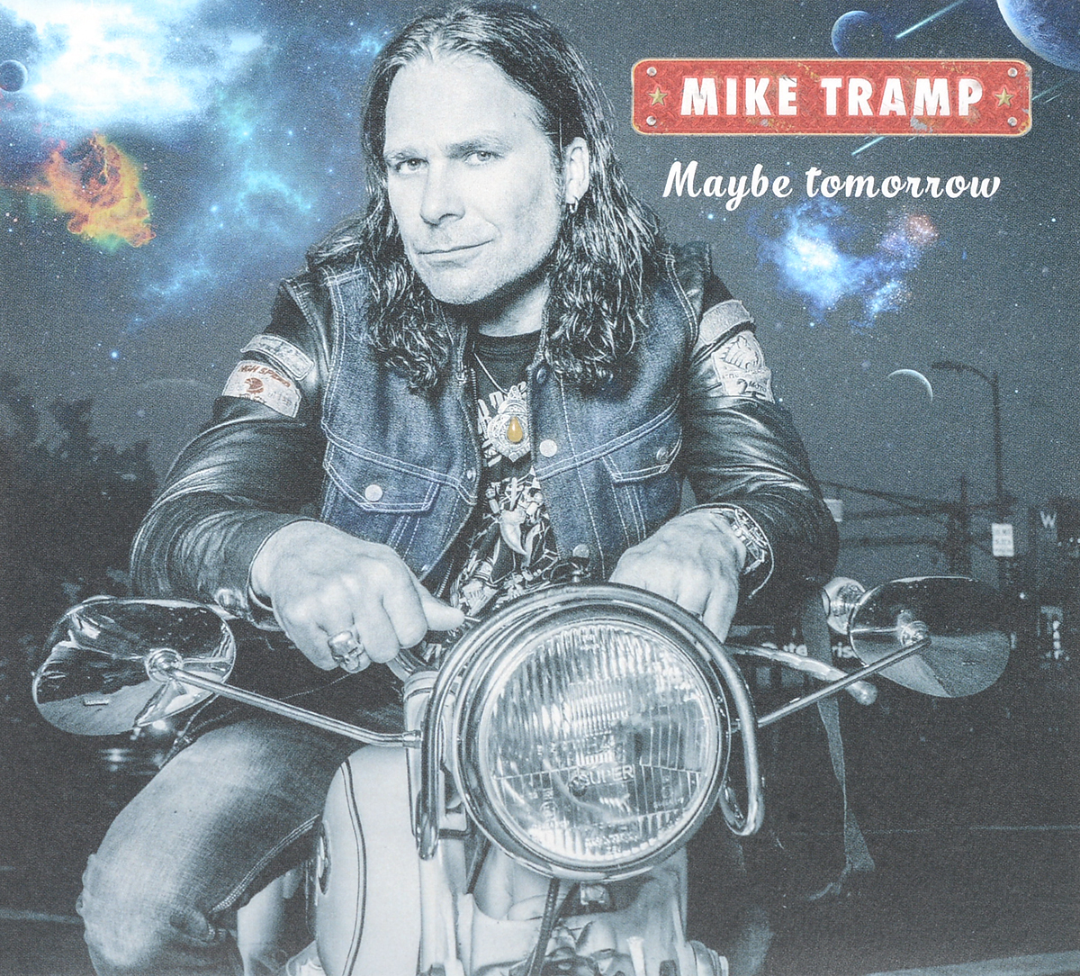 Mike Tramp Mike Tramp. Maybe Tomorrow цена и фото