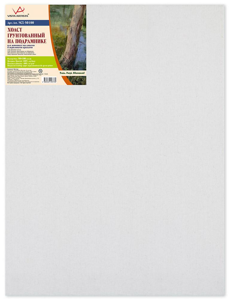 Vista-Artista Холст на подрамнике 50 см х 100 см SCL-50100