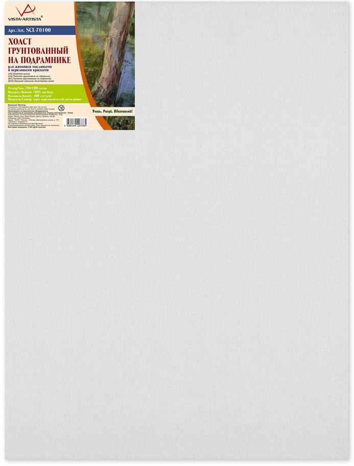 Vista-Artista Холст на подрамнике 70 см х 100 см SCL-70100 vista artista холст на подрамнике 50 см х 50 см scl 5050