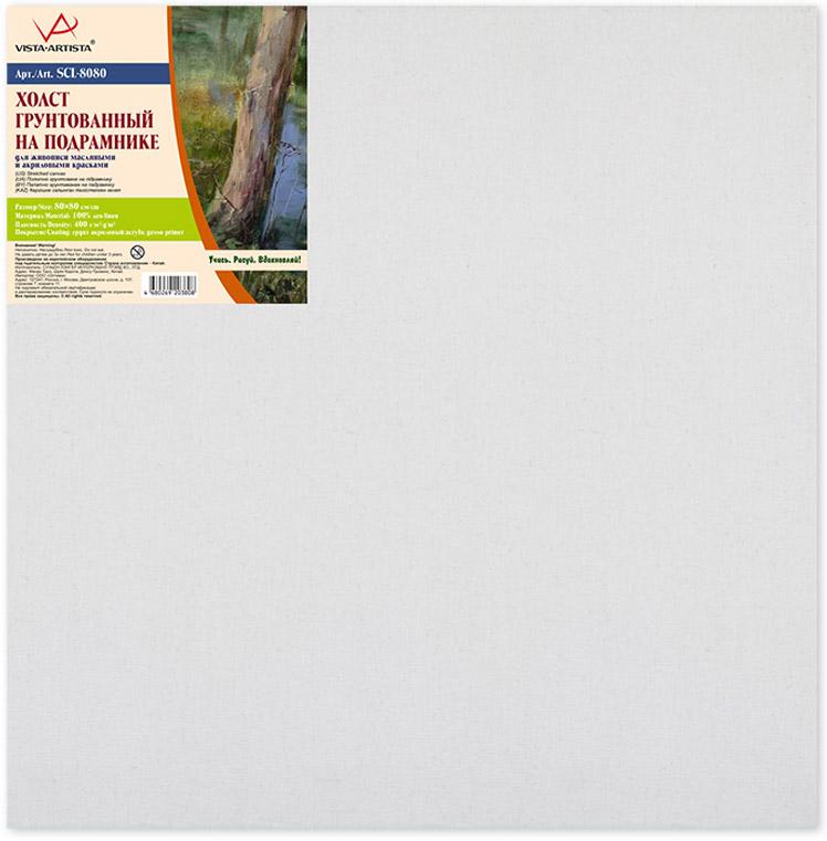 Vista-Artista Холст на подрамнике 80 см х 80 см SCL-8080