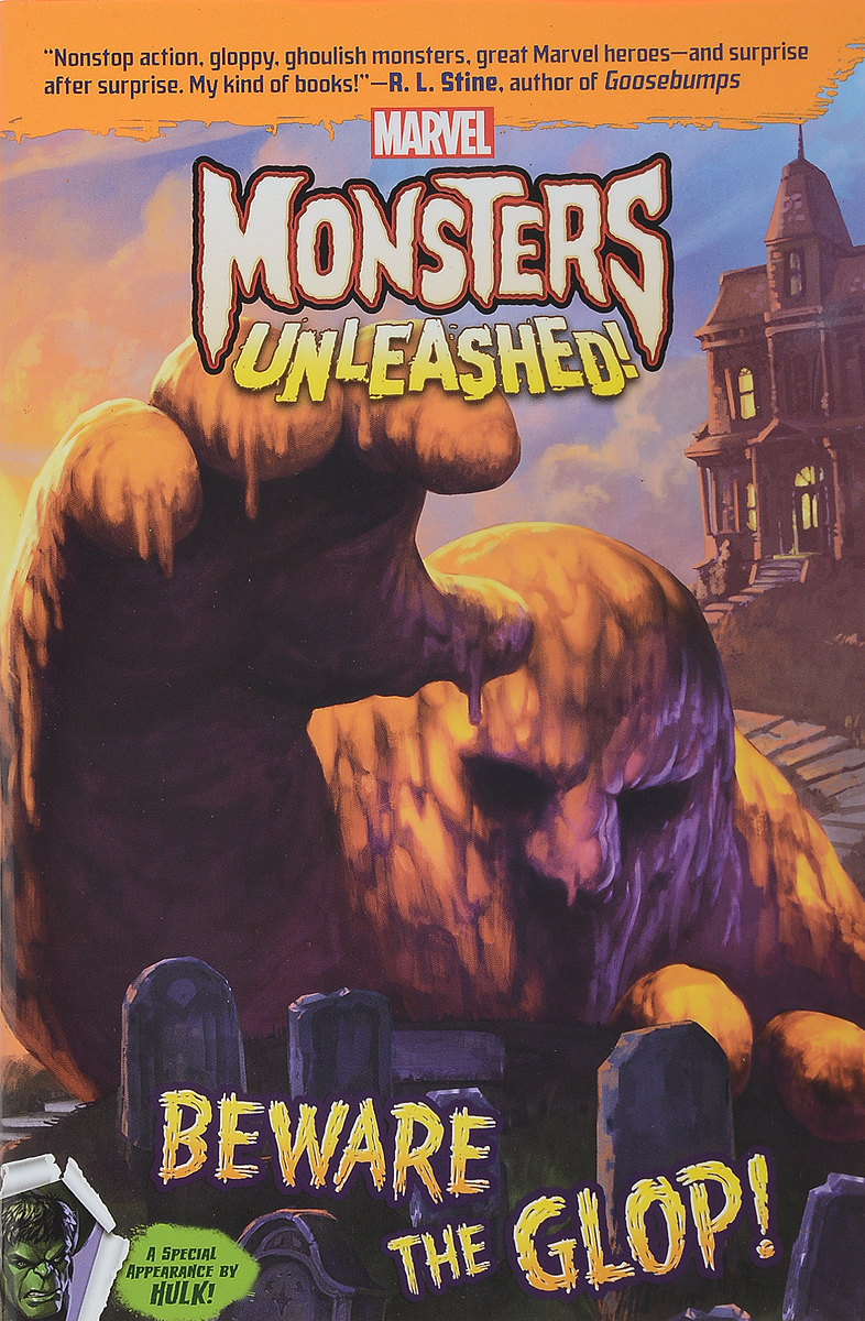 Monsters Unleashed! Beware the Glop!