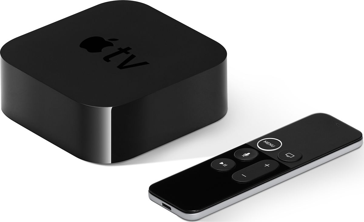Медиаплеер Apple TV 32GB, Black (MR912RS/A)