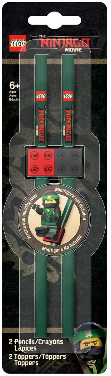 LEGO Набор карандашей Ninjago 2 шт