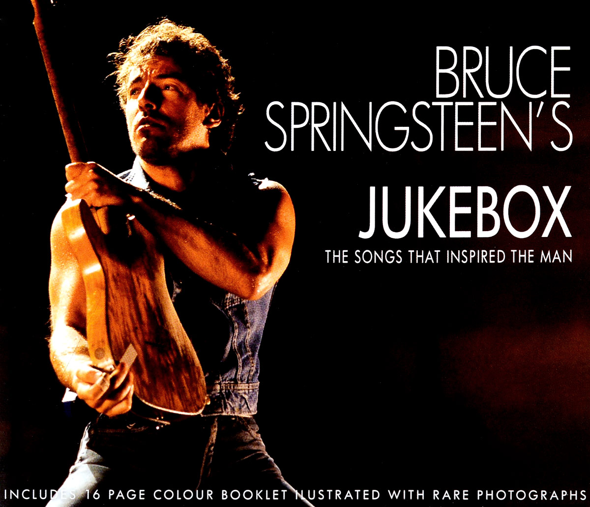 Брюс Спрингстин Bruce Springsteen's. Jukebox: The Songs That Inspired the Man цена