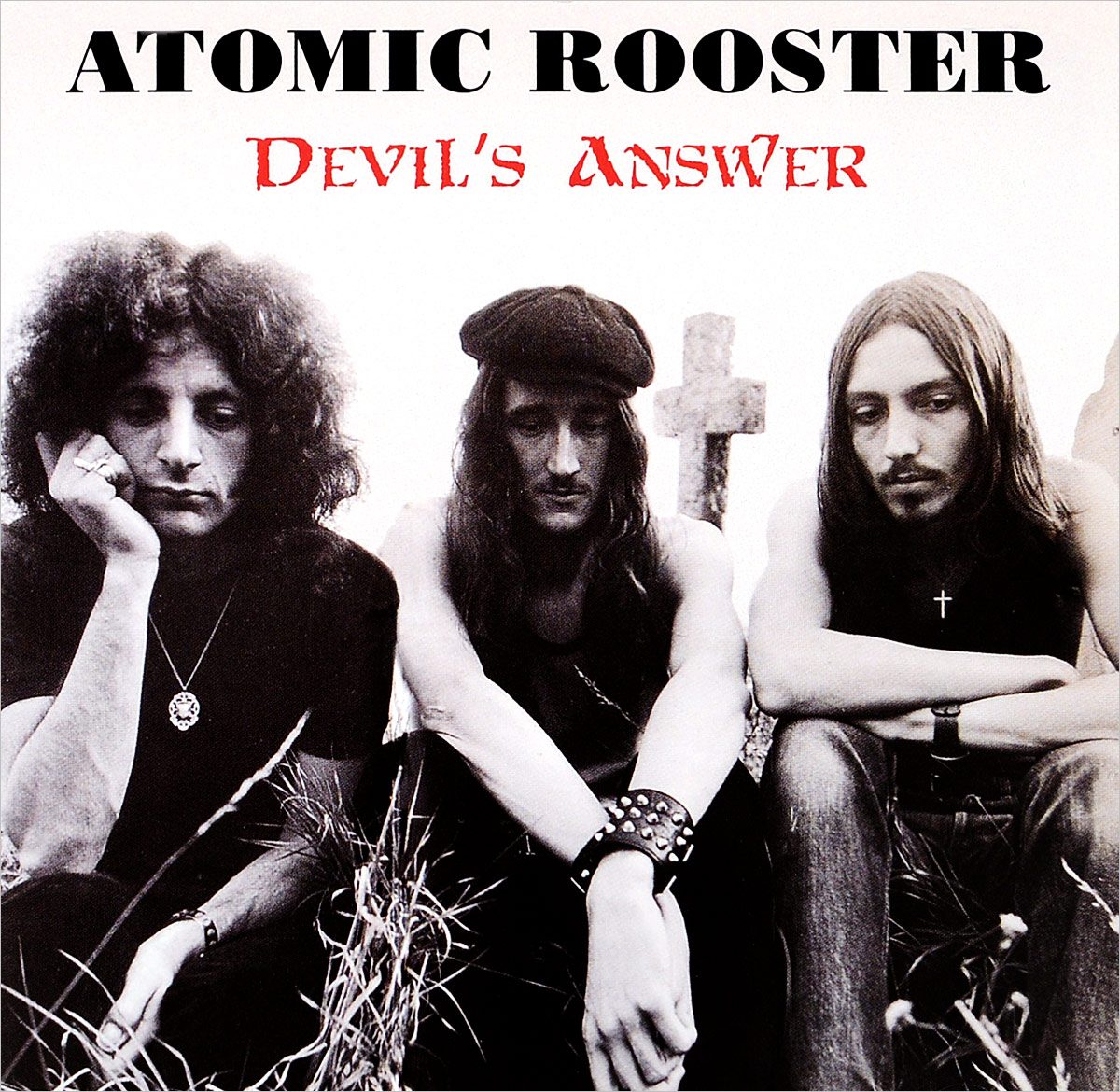 Atomic Rooster Atomic Rooster. Devil's Answer the rooster bar