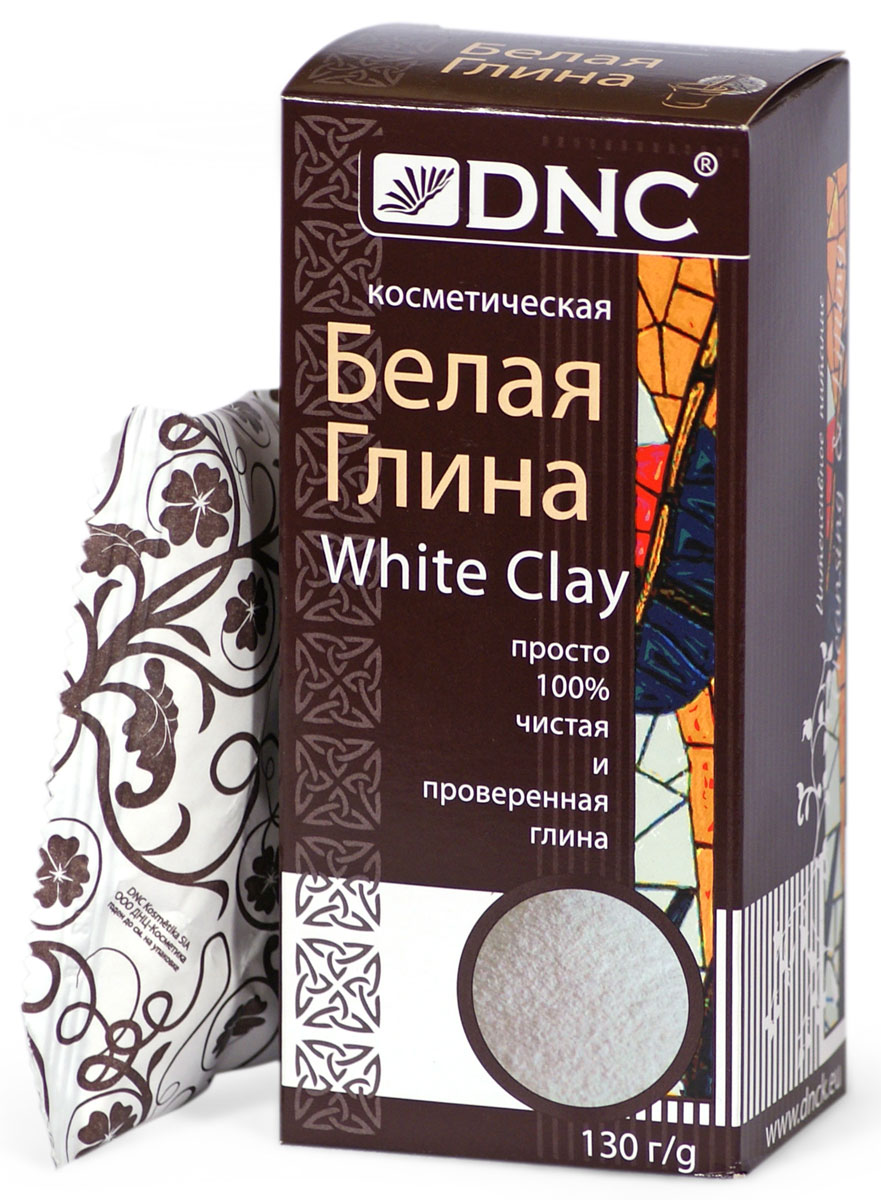 цена на DNC Глина косметическая белая 130 г