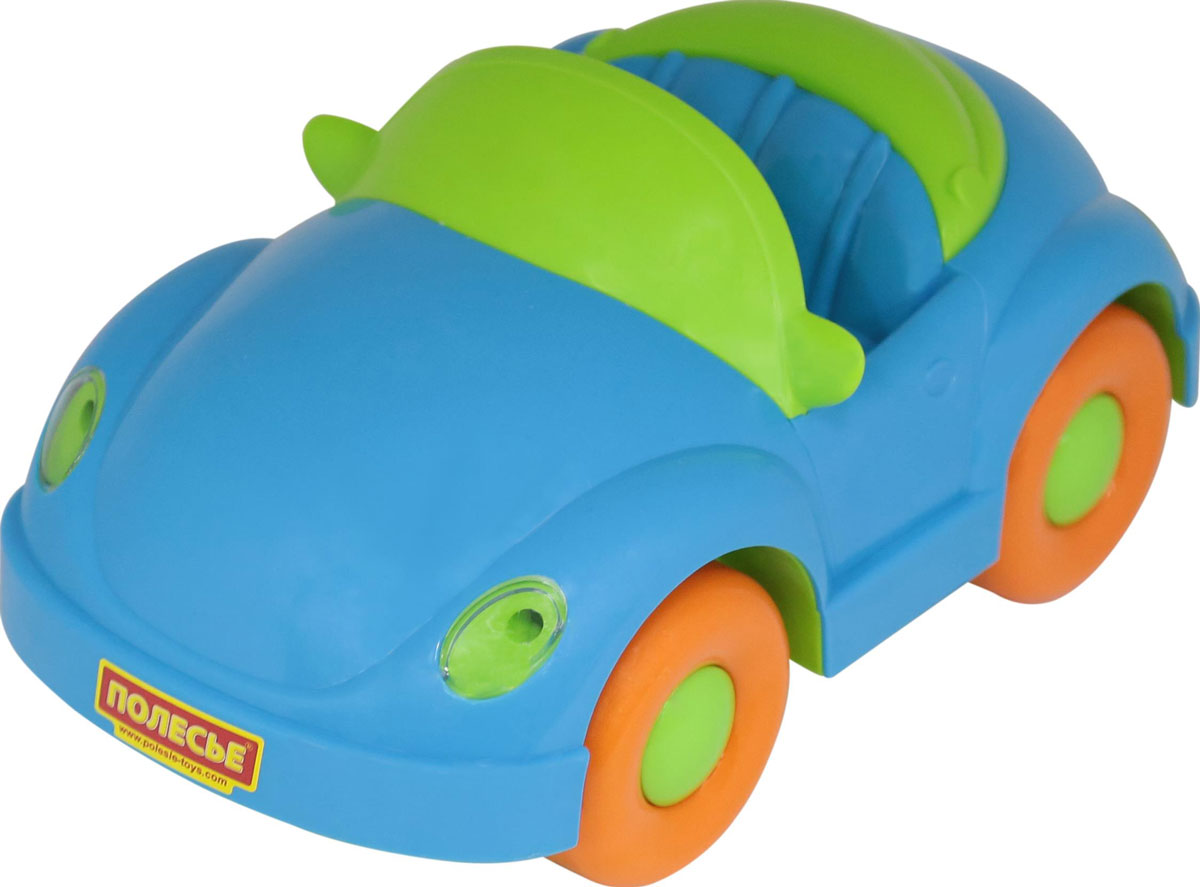 Автомобиль Полесье Альфа, цвет в ассортименте игрушка полесье альфа 68729