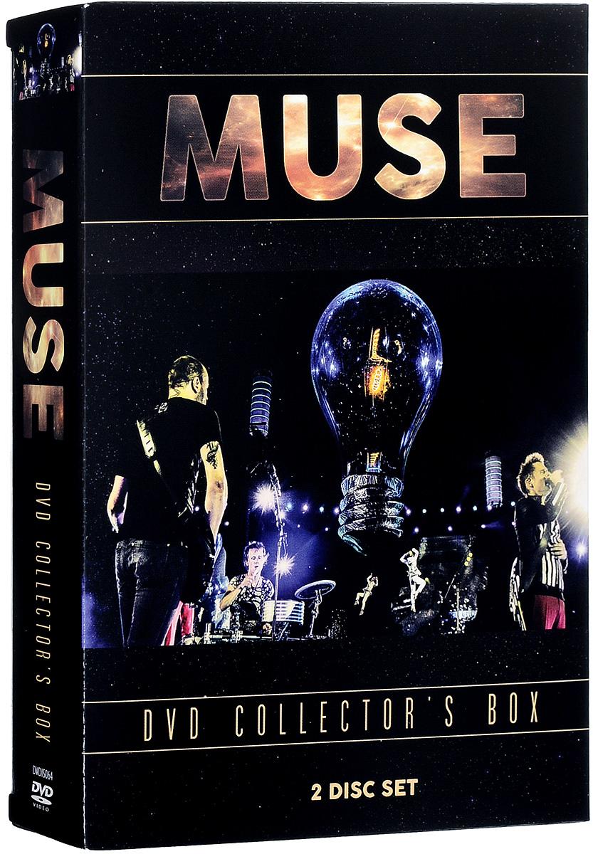 Muse: Collector'S Box (2 DVD) цена 2017