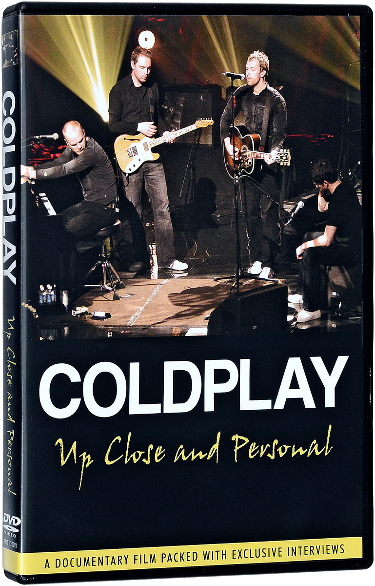 Coldplay: Up Close And Personal supertramp the story so far