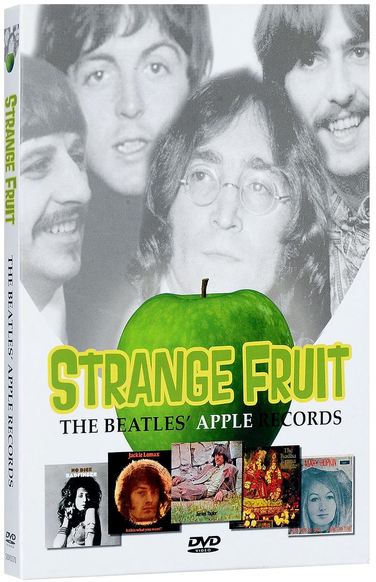 Strange Fruit: The Beatles' Apple Records badfinger badfinger straight up