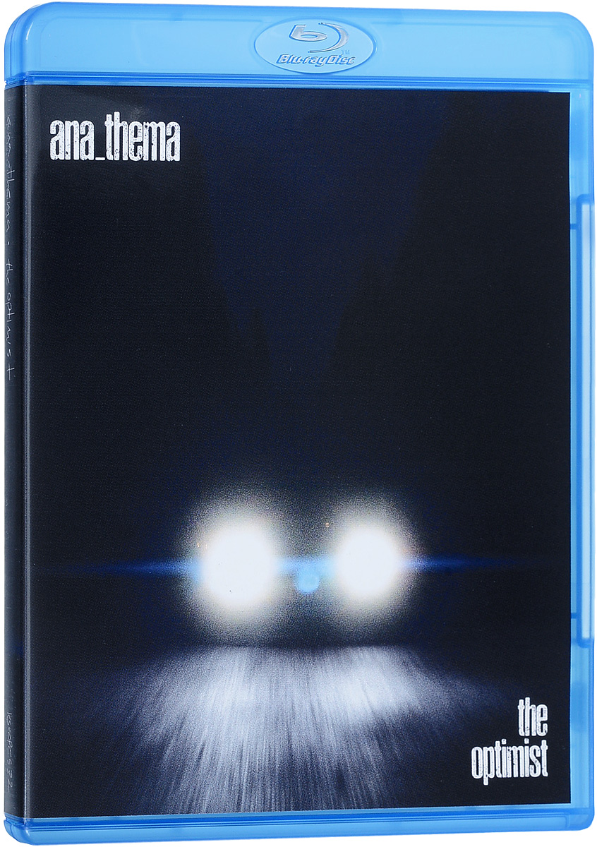 лучшая цена Anathema: The Optimist (Blu-ray)