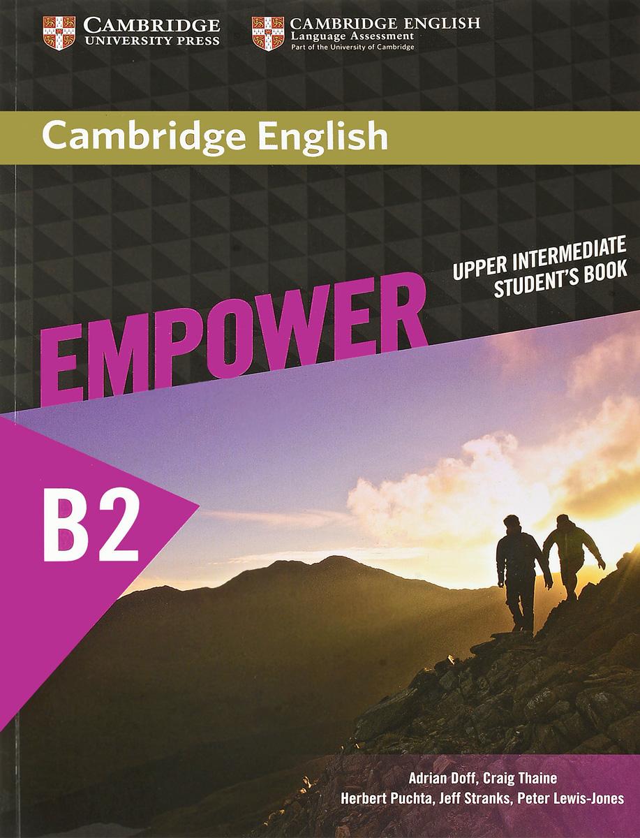 Cambridge English Empower Upper-Intermediate: Student's Book cambridge plays the pyjama party elt edition cambridge storybooks