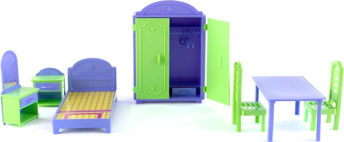 Пластмастер Игровой набор мебели Квартирка
