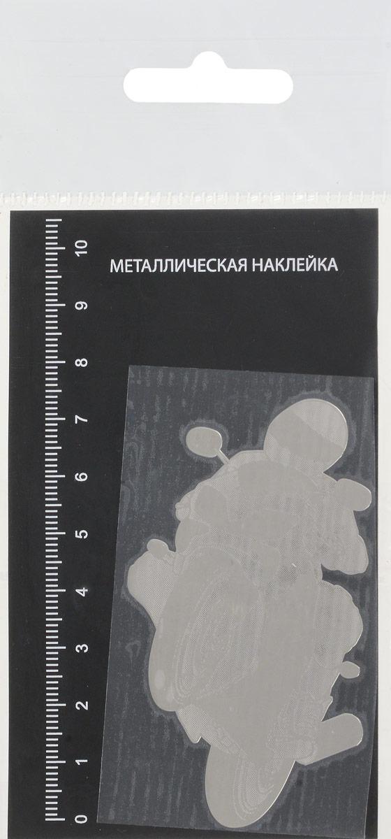 Наклейка металлическая SAGO