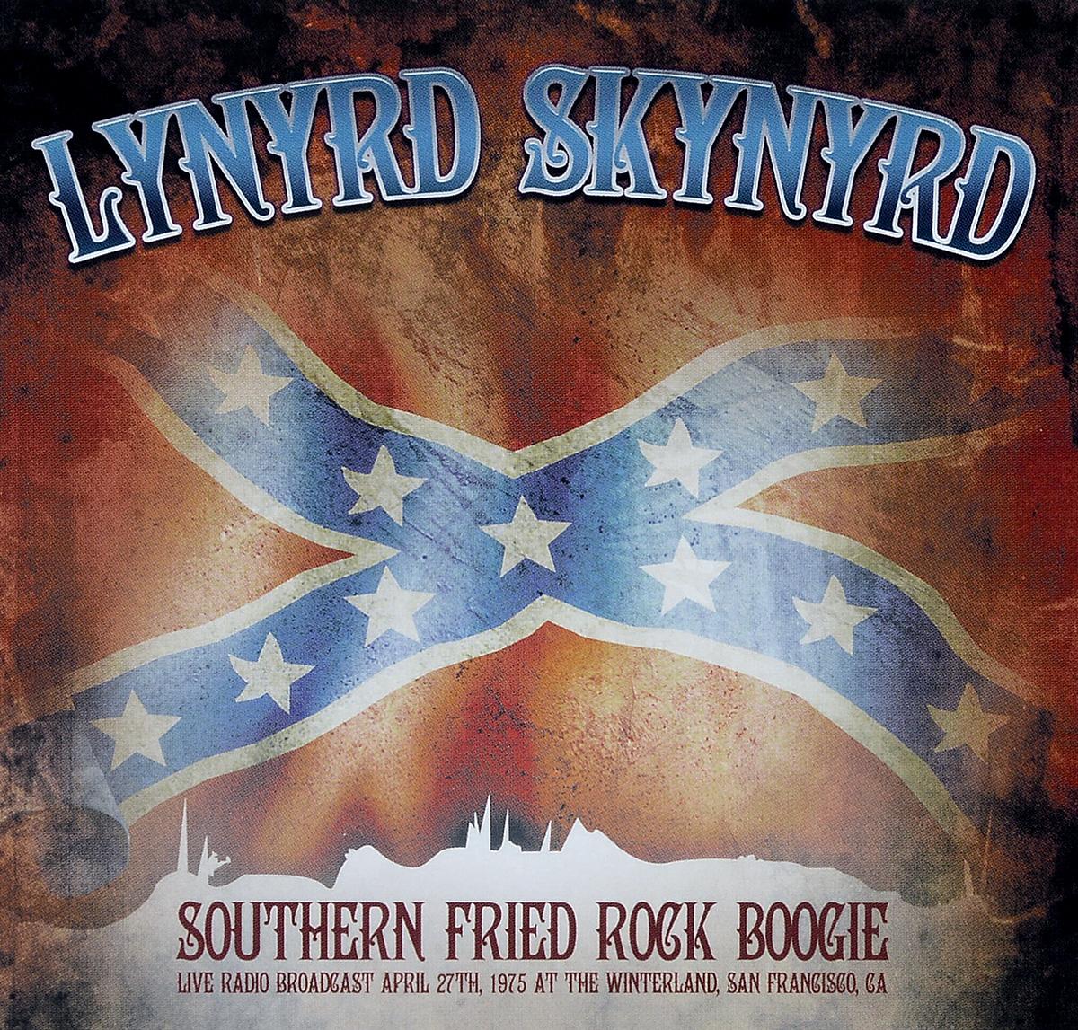 Lynyrd Skynyrd Lynyrd Skynyrd. Southern Fried Rock Boogie lynyrd skynyrd lynyrd skynyrd nuthin fancy