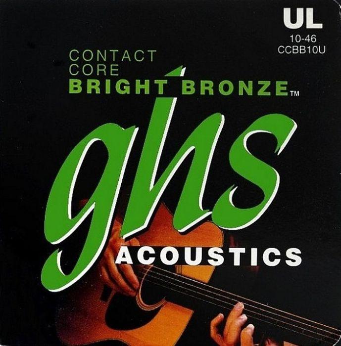 GHS DNT-24742 cтруны для акустической гитары цена