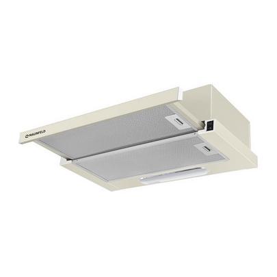Встраиваемая вытяжка MAUNFELD VS LIGHT (C) 50 бежевый Габариты (вхшхг) (см): 17х50х31-48 Производительность (куб. м/час)...