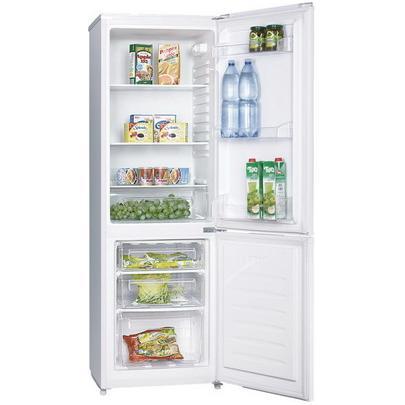Двухкамерный холодильник Shivaki BMR-1701 W все цены