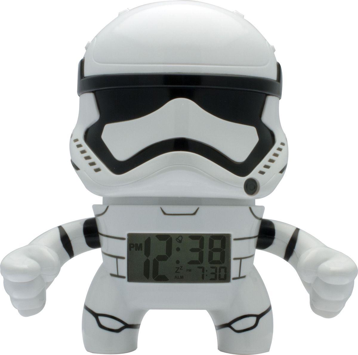 Star Wars BulbBotz Будильник детский Stormtrooper все цены