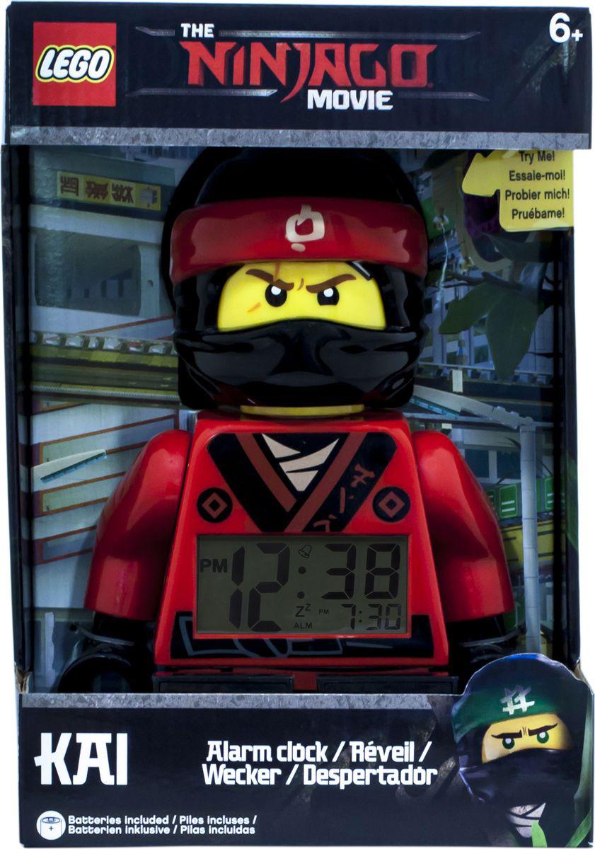 LEGO NINJAGO Будильник детский Kai (2017) все цены