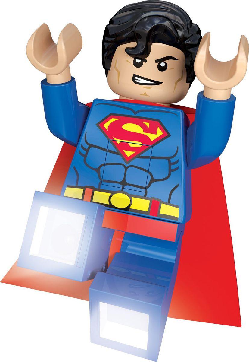 LEGO Super Heroes Фонарь-игрушка Superman фонарь lego dc super heroes joker