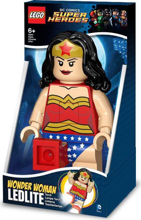 LEGO Super Heroes Фонарь-игрушка Wonder Woman 1 6 scale european female head sculpt wonder woman gal gadot head carved model curly straight long hair fit 12 body figure