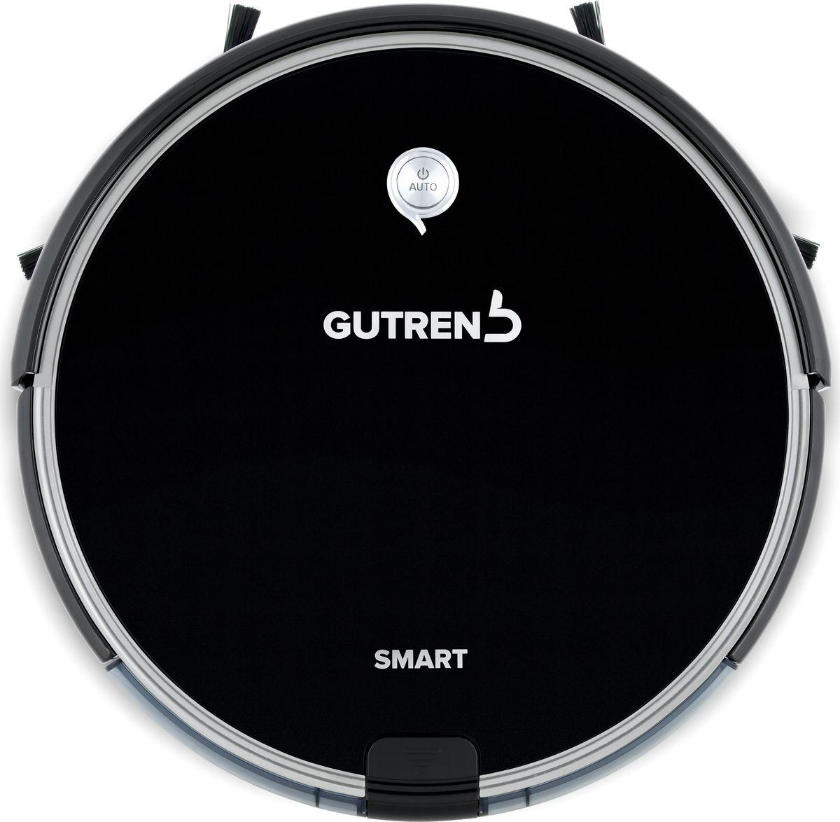 лучшая цена Робот-пылесос Gutrend Smart 300, Black