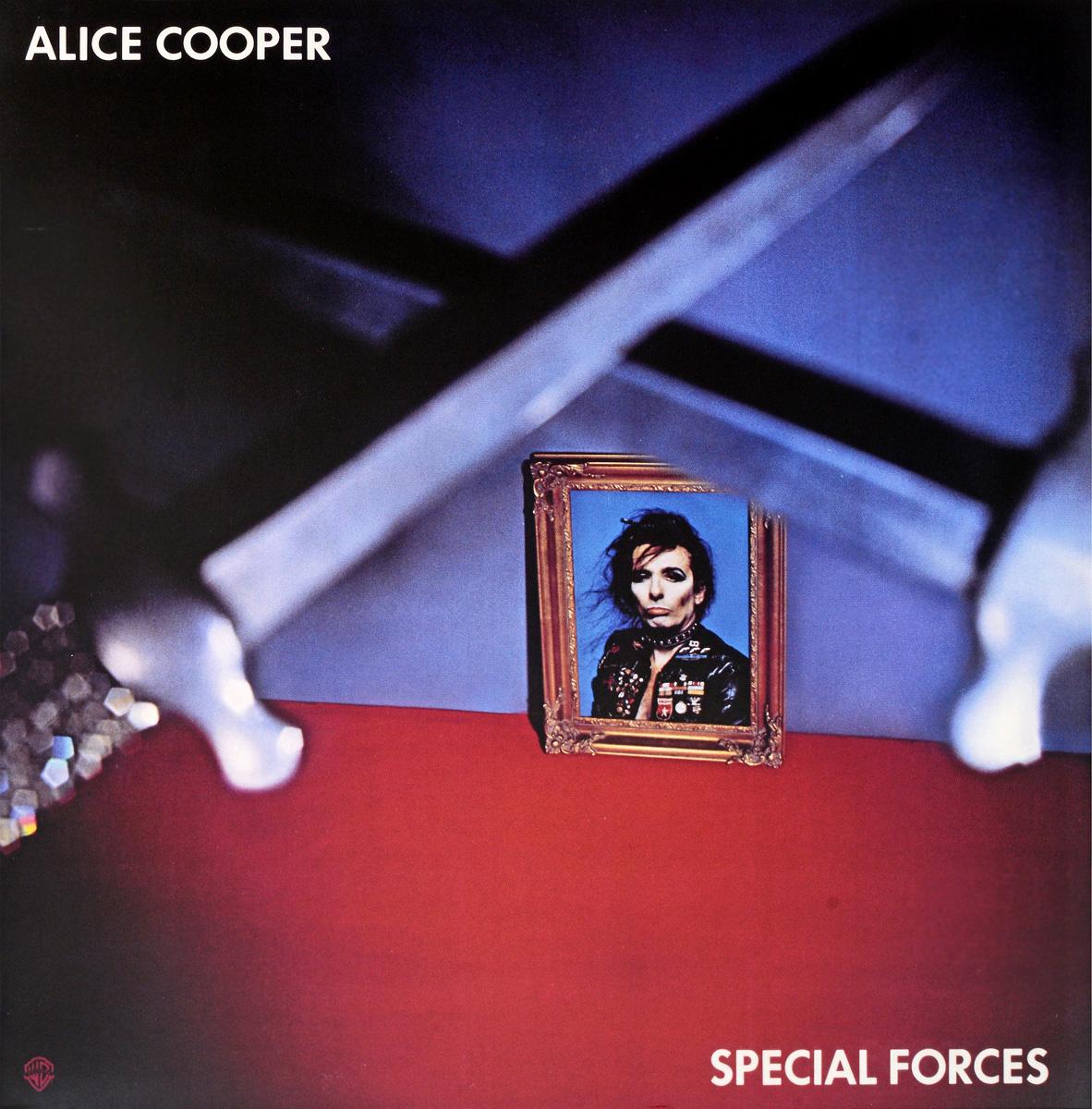Элис Купер Alice Cooper. Special Forces элис купер alice cooper killer lp