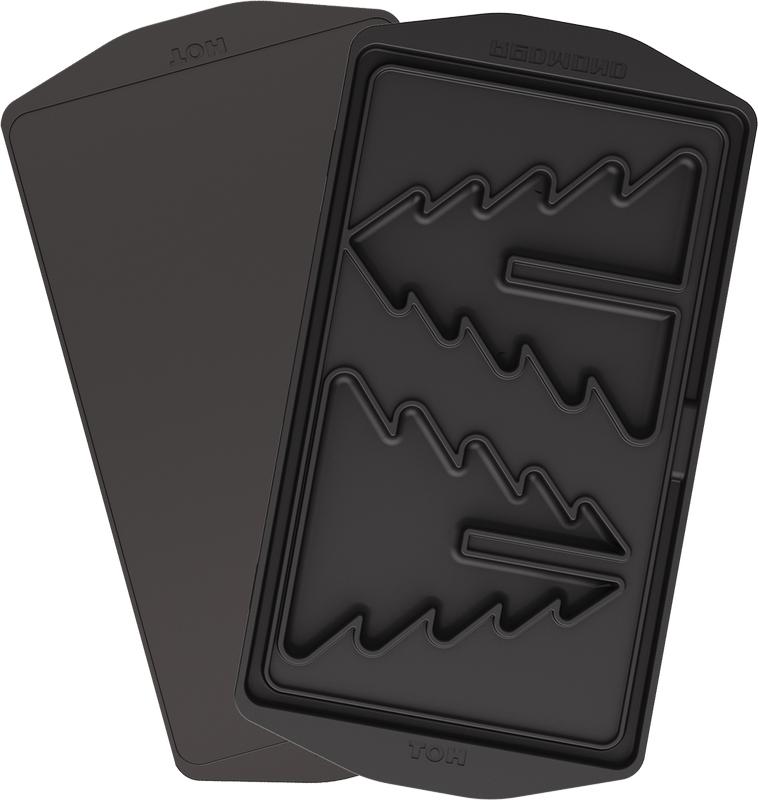 Redmond RAMB-27Елка, Black панель для мультипекаря Redmond