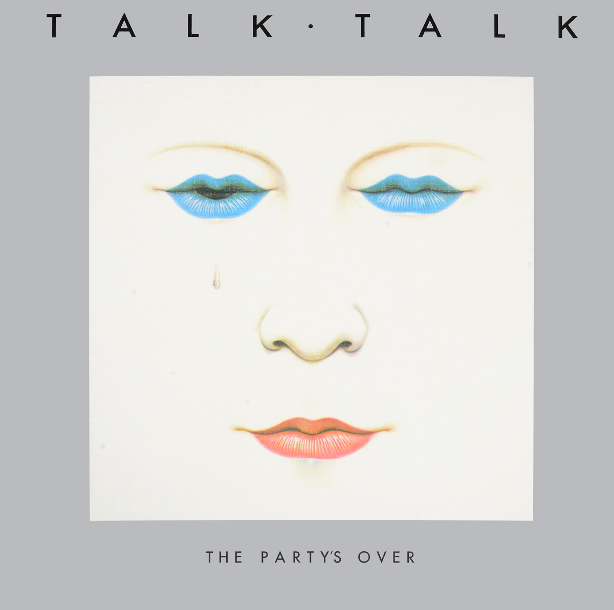 Talk Talk. The Partys Over (LP)