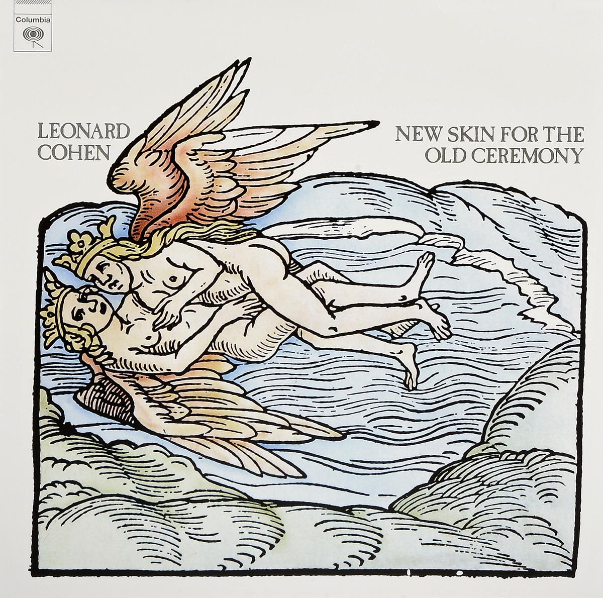 Леонард Коэн Leonard Cohen. New Skin For The Old Ceremony (LP) цена 2017