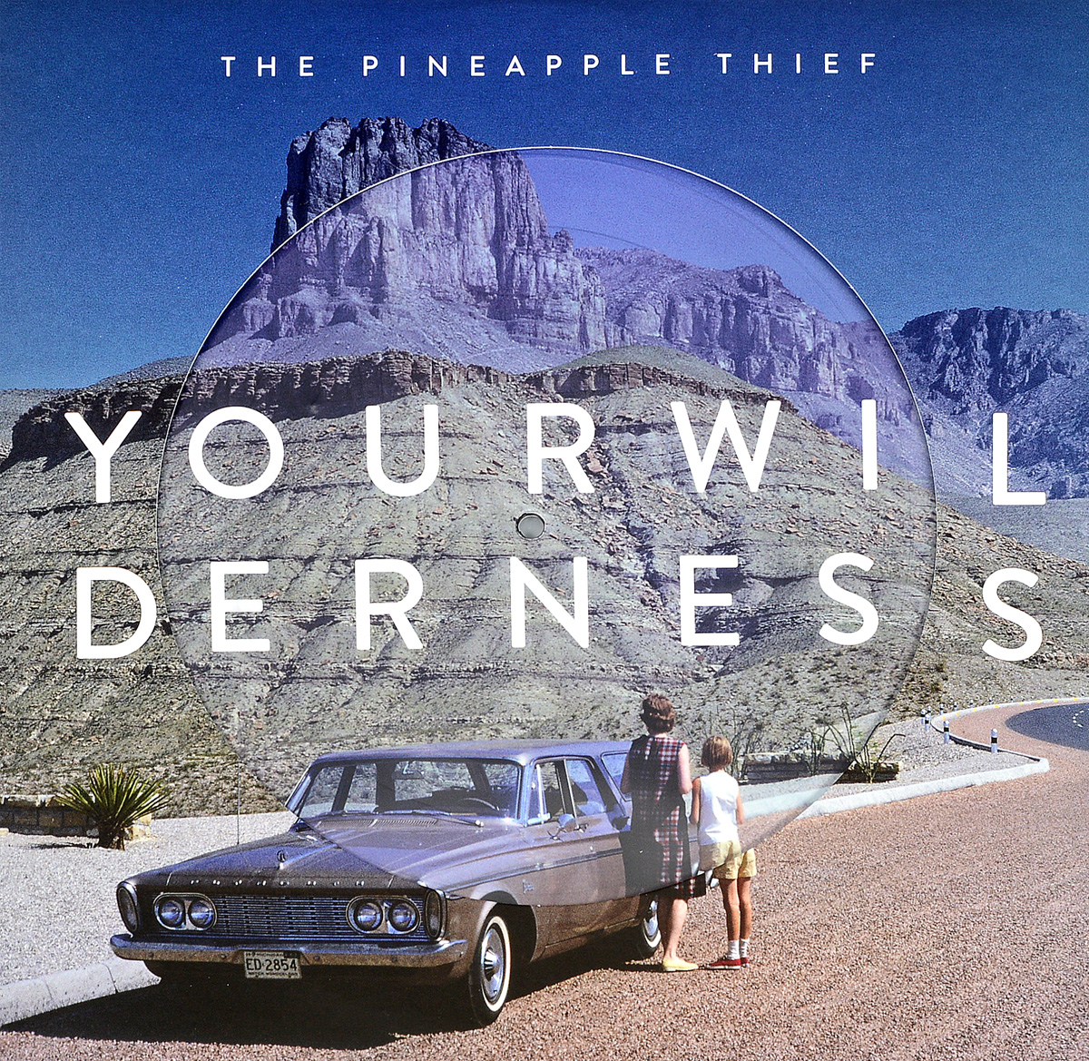 The Pineapple Thief THE PINEAPPLE THIEF. Your Wilderness (LP)
