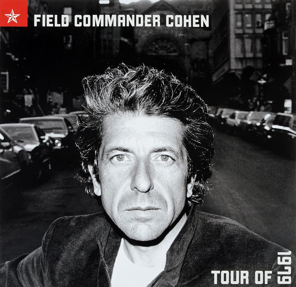 Леонард Коэн Leonard Cohen. Field Commander Cohen. Tour Of 1979 (2 LP) цена 2017