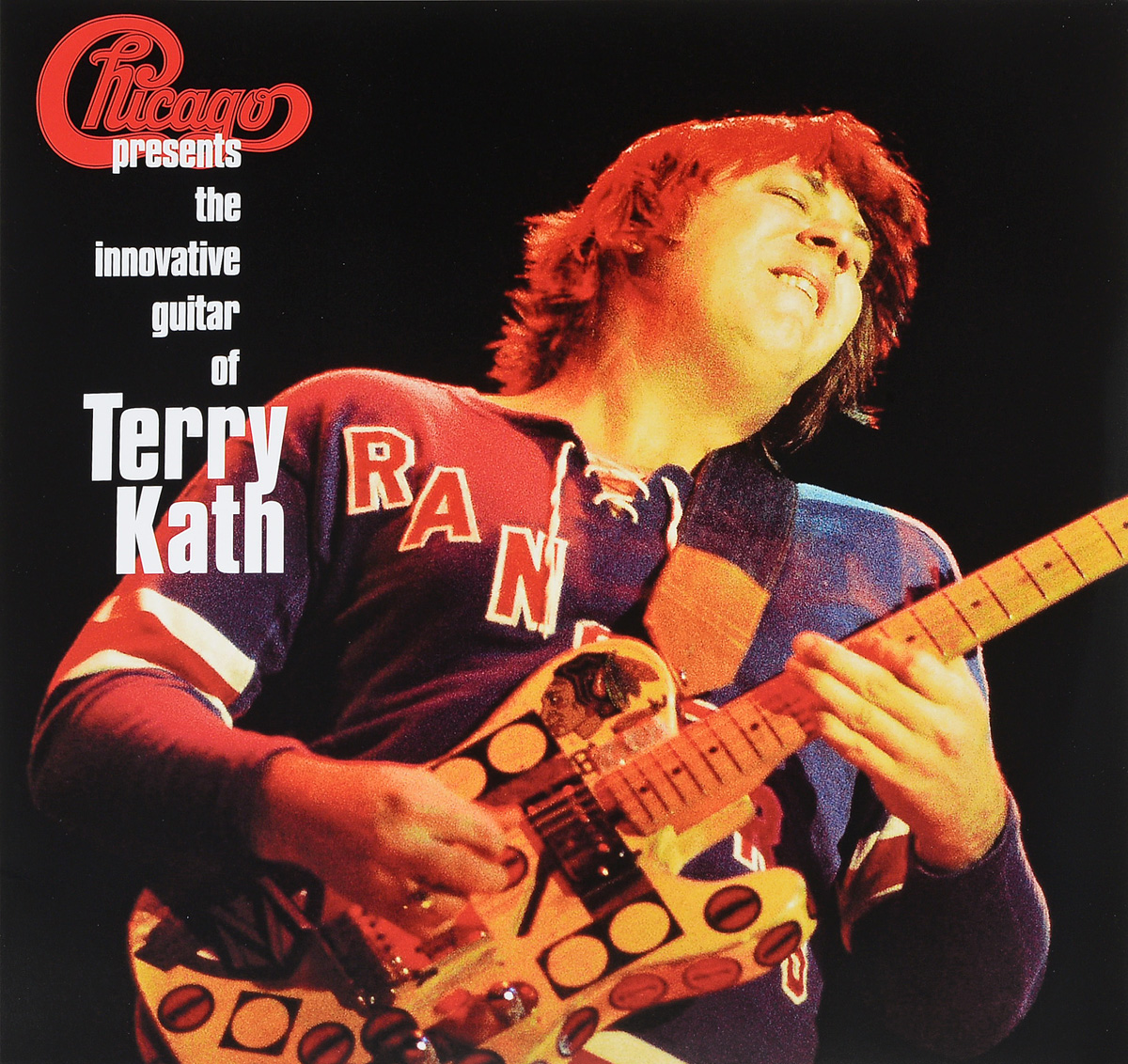 Terry Kath Terry Kath. Chicago Presents. The Innovative Guitar Of Terry Kath (2 LP) hauck terry bag