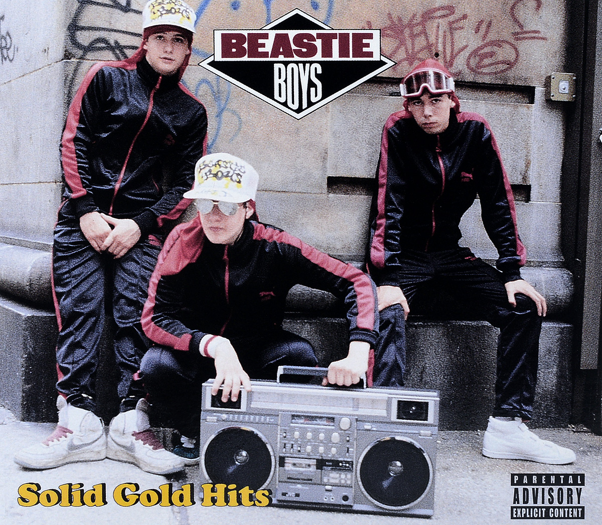 The Beastie Boys Beastie Boys. Solid Gold Hits beastie boys beastie boys check your head 2 lp 180 gr